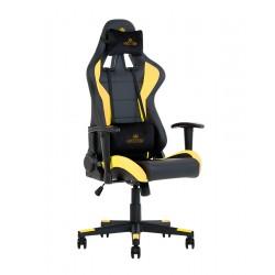HEXTER (ХЕКСТЕР) ML R1D TILT PL70 01 BLACK/YELLOW  геймерское кресло