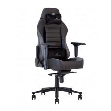 HEXTER (ХЕКСТЕР) XL R4D MPD MB70 01 BLACK/GREY    геймерское кресло