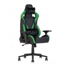 HEXTER (ХЕКСТЕР) PRO R4D TILT MB70 02 BLACK/GREEN   геймерское кресло