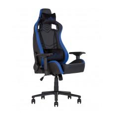 HEXTER (ХЕКСТЕР) PRO R4D TILT MB70 01 BLACK/BLUE   геймерское кресло