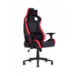 HEXTER (ХЕКСТЕР) PRO R4D TILT MB70 01 BLACK/RED  геймерское кресло