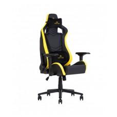 HEXTER (ХЕКСТЕР) PRO R4D TILT MB70 01 BLACK/YELLOW  геймерское кресло
