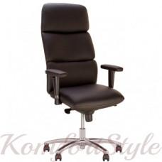 California R steel chrome (Калифорния) кресло для руководителя