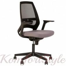 4U (Фо ю) R 3D net black/white   кресло компьютерное