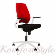 4U (Фо ю) R 3D black/white кресло компьютерное