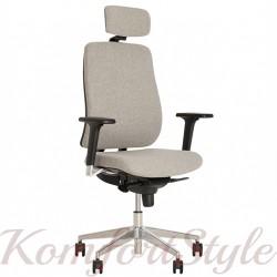 Absolute (Абсолют) R (HR) black  кресло компьютерное