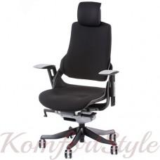 Кресло руководителя WAU BLACK FABRIC