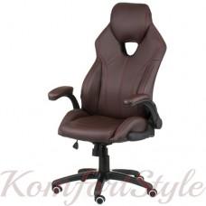 Кресло руководителя Leader brown