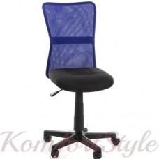 Кресло офисное BELICE, Black/Blue