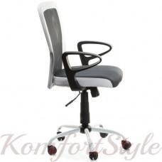 Кресло офисное LENO, Black-white