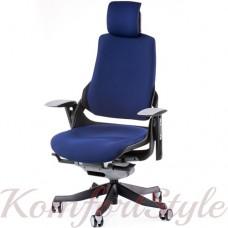 Кресло  руководителя  WAU NAVYBLUE FABRIC