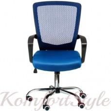 Кресло офисное Marin blue