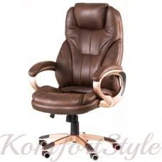 Кресло  руководителя Bayron dark brown