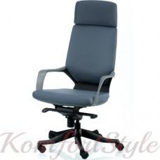 Кресло офисное APOLLO GREY/BLACK