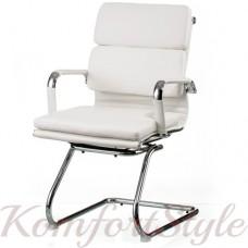 Конференционное кресло Solano 3 conference white