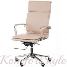 Кресло руководителя Solano 4 artleather beige