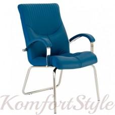 Germes steel СFA LB chrome (Гермес конференц) кресло для конференц-залов