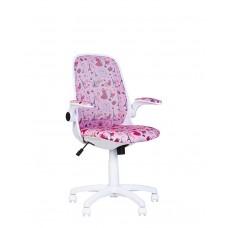 Glory (Глори) GTP  (black/white)  kids Tilt детское компьютерное кресло