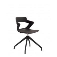 Zenith (Зенит) plast  PL68/PL68W-4S  кресло для посетителей