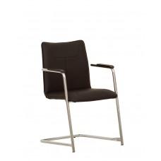DeSILVA arm (ДеСильва арм) chrome стул для офиса